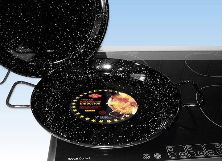 Сковородка для плиты с необычным покрытием