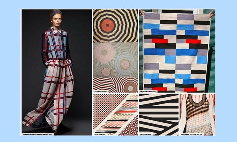 Модные принты 2017 года