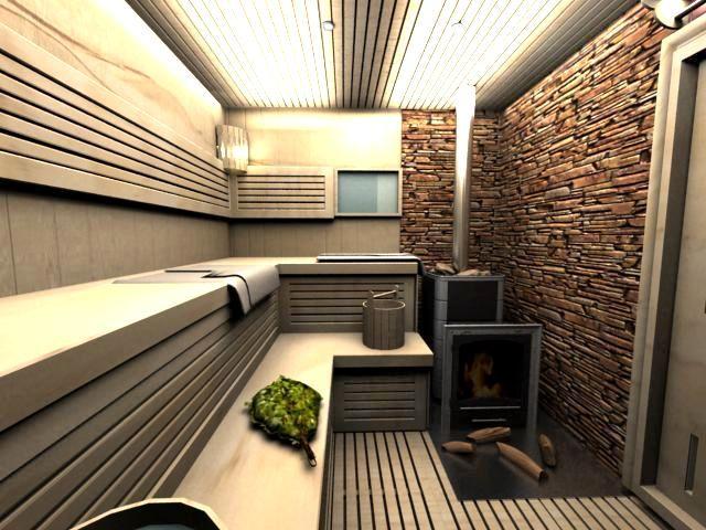 Дизайн баня фото