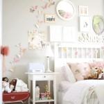 Фото 5: Светлая детская комната для девочек