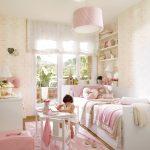 Фото 21: Дизайн детской комнаты для девочки