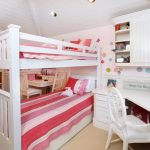 Фото 165: Двухъярусная кровать для двух девочек
