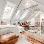 Фото 37: Дизайн мансарды в скандинавском стиле