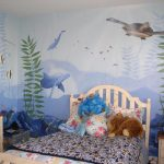 Фото 204: Детская комната в подводном стиле