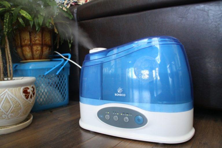 Видео как сделать увлажнитель воздуха в домашних