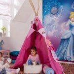 Фото 149: Фотообои с любимыми мультгероями в детской игровой комнате