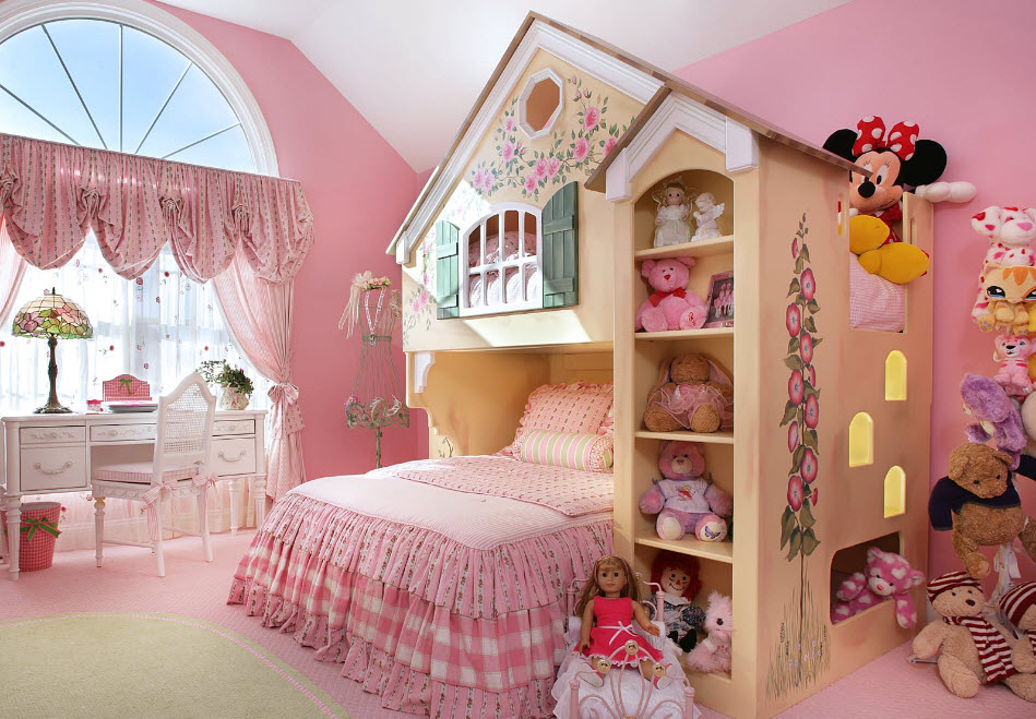 Комната для маленьких принцесс