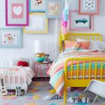 Фото 225: Яркая комната для девочки
