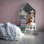 Фото 87: Полки в виде кукольного домика