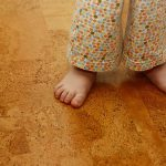 Фото 103: Пробковый пол в детской комнате для девочек