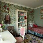 Комната для девочек в стиле прованс и классическом стиле