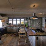 Фото 71: Кухня-студия в стиле рустик