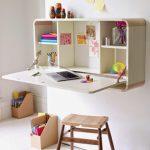 Фото 123: Стол – бюро в детской