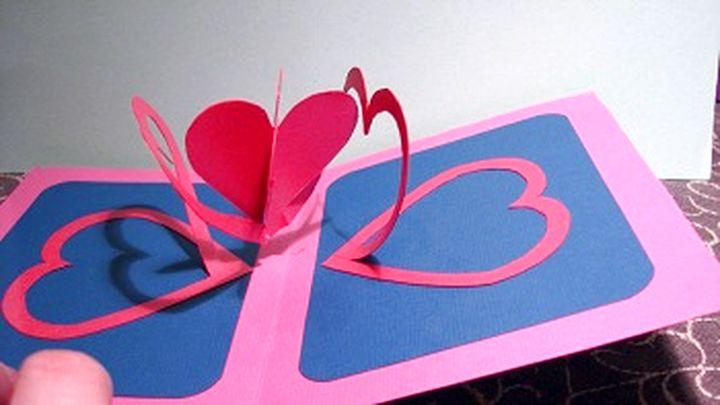 Объёмное сердце