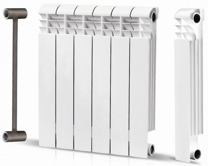 Биметаллический радиатор отопления необходимо правильно выбрать