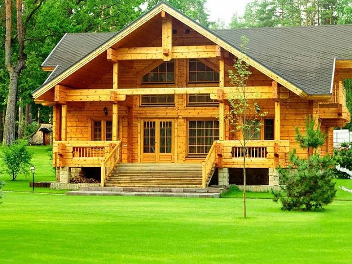 Выбор технологии строительства деревянного дома под ключ