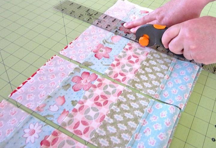 Креативные схемы для пэчворка для начинающих: модное рукоделие