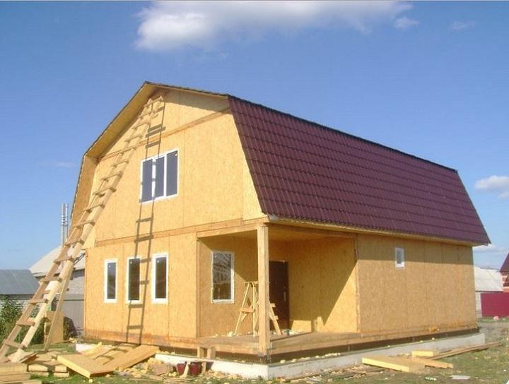 Технология строительства панельного дома под ключ