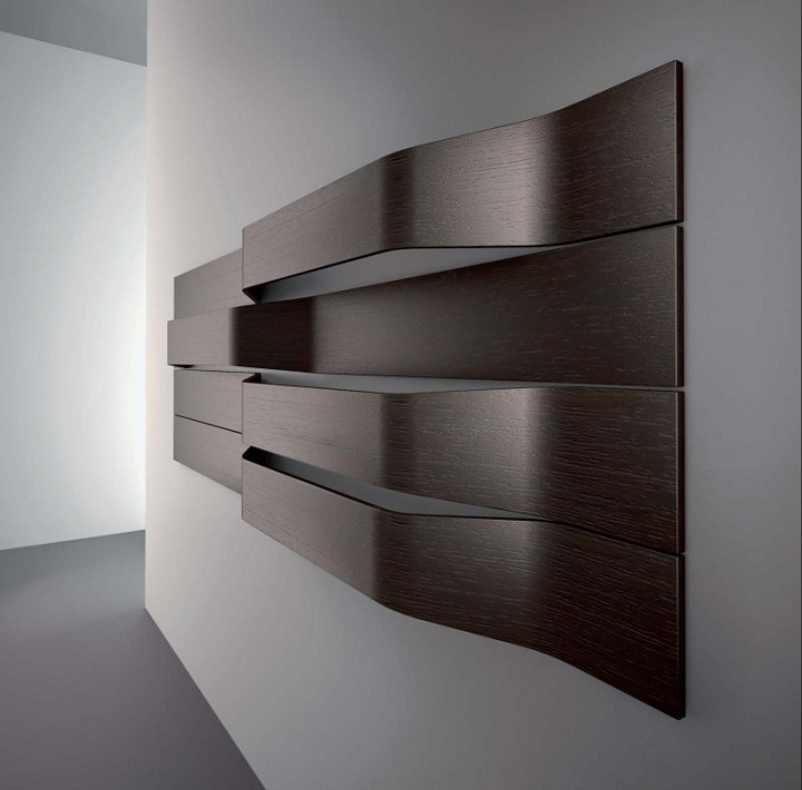 Деревянный дизайн радиатор отопления полностью оправдывает свою высокую цену, поражая, восхищая гостей