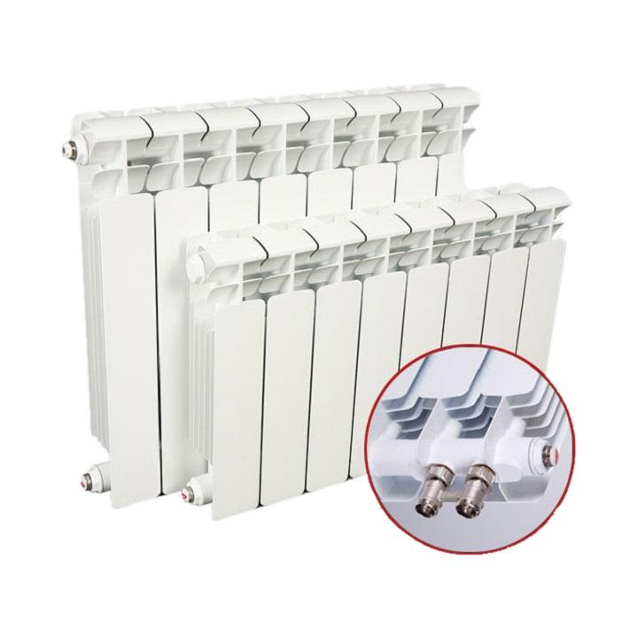 Характеристики приборов позволяют выяснить, какой биметаллический радиатор отопления лучше