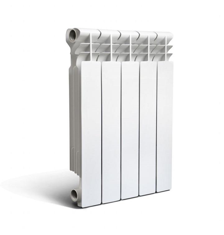 Литые алюминиевые радиаторы обладают доступной ценой