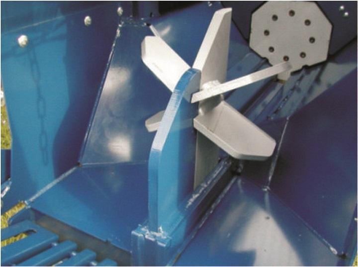 Высокопроизводительный нож для дровокола