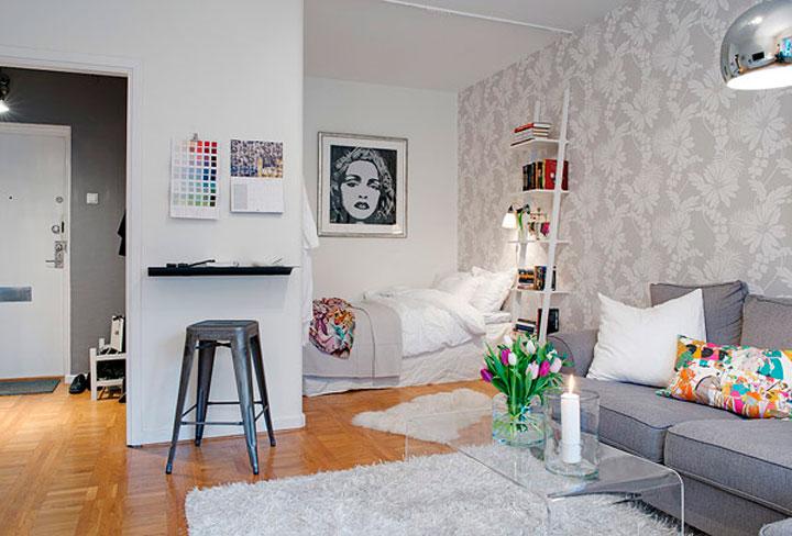 Шведская квартира