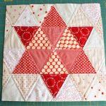 Фото 34: Композиция из треугольников