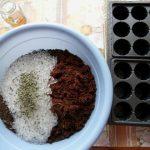 Фото 103: Субстрат для выращивания петунии