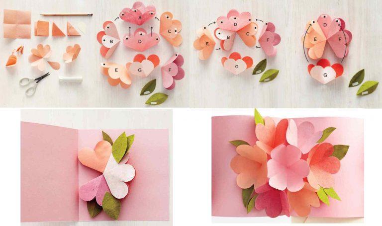 Поделки к 8 марта: цветы из бумаги Материнство - беременность