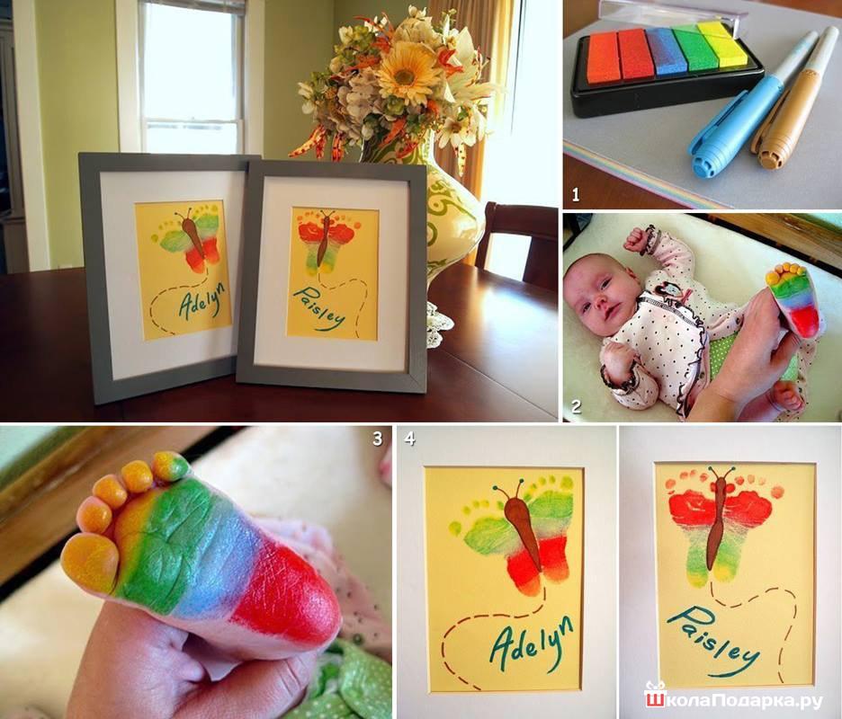 Подарки для бабушки на др своими руками