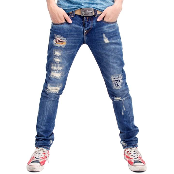 Как сделать рваные джинсы в домашних условиях стрейч