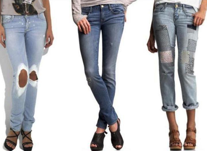 рваные джинсы (4)