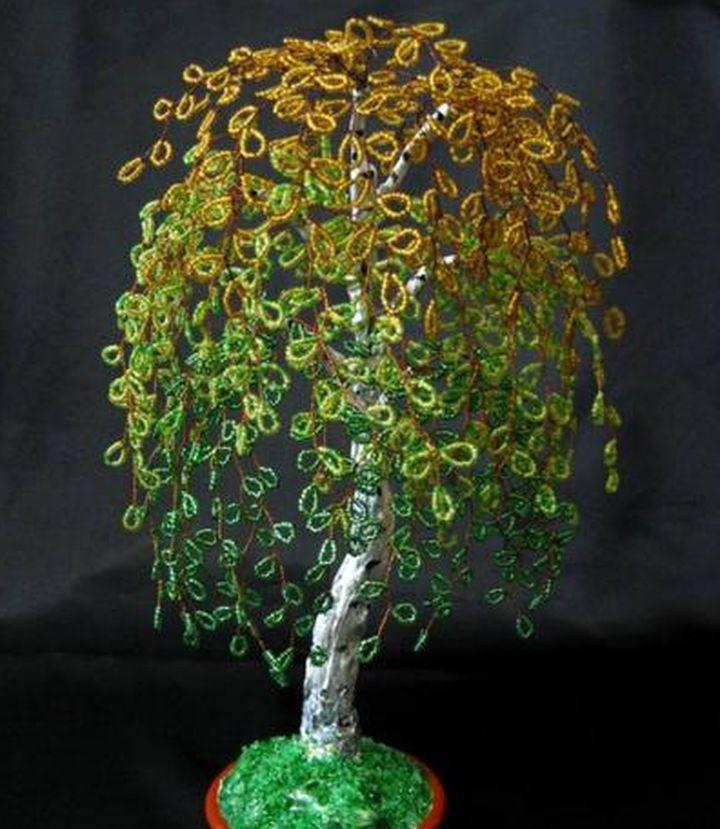 Деревья своими руками схемы фото