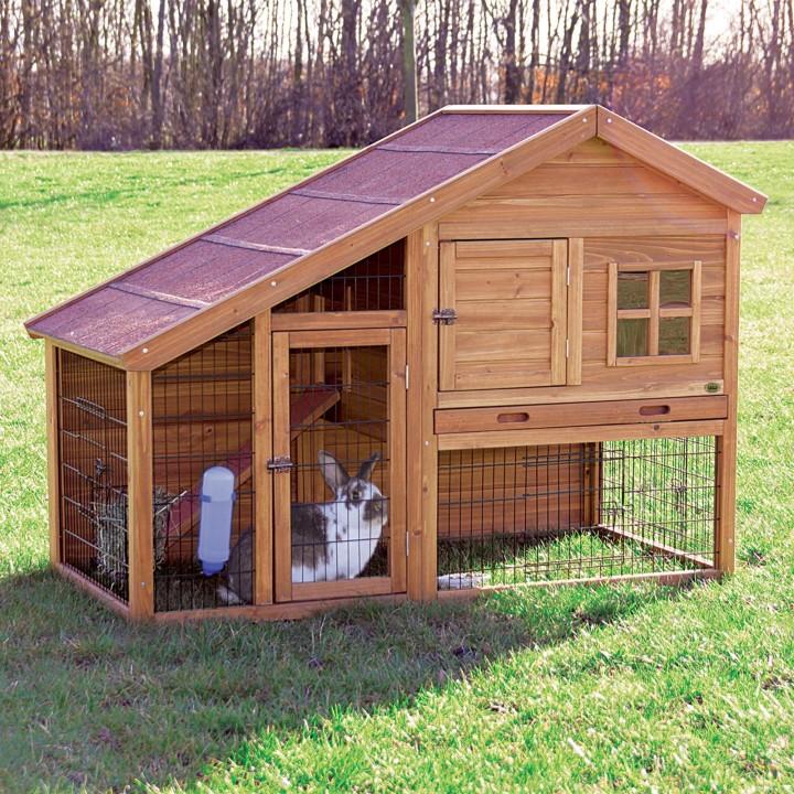 Клетка для кроликов: как сделать самому?