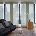 Фото 68: Японские шторы в гостиной