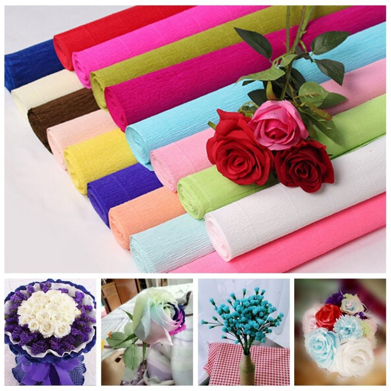 Как можно сделать упаковку для цветов 959