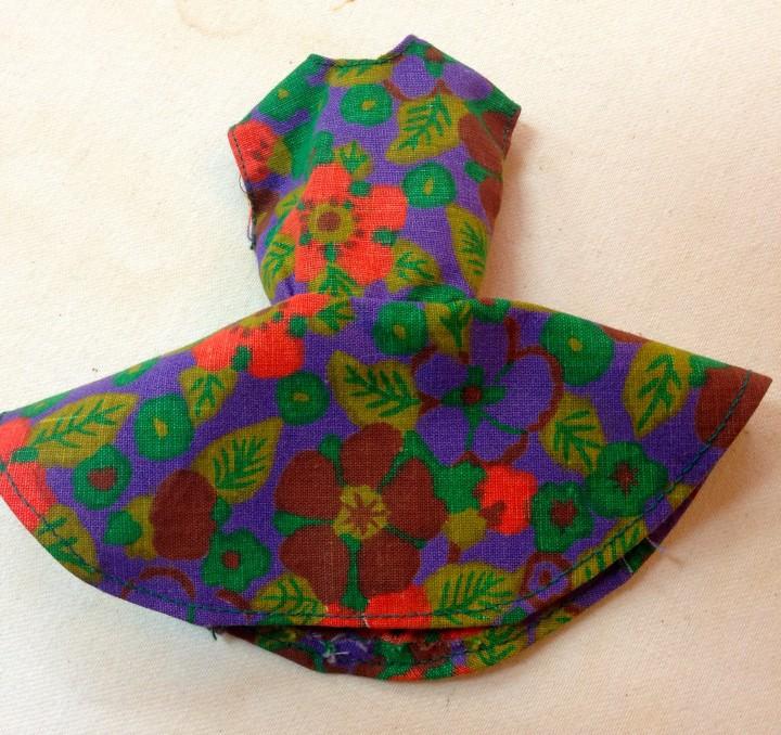 Платья из ткани для барби своими руками