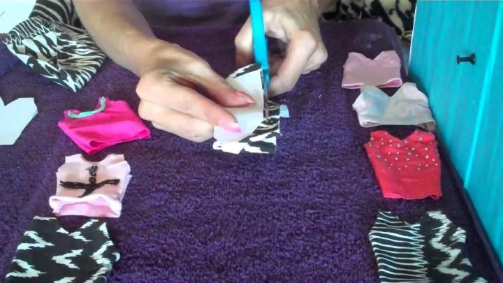 Как сшить одежду для куклы своими руками?