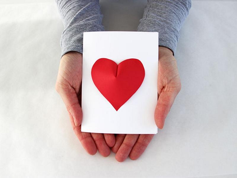 Подарок для любимого ко дню валентина 58