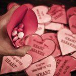 Фото 96: Сердечки-кульки под конфеты