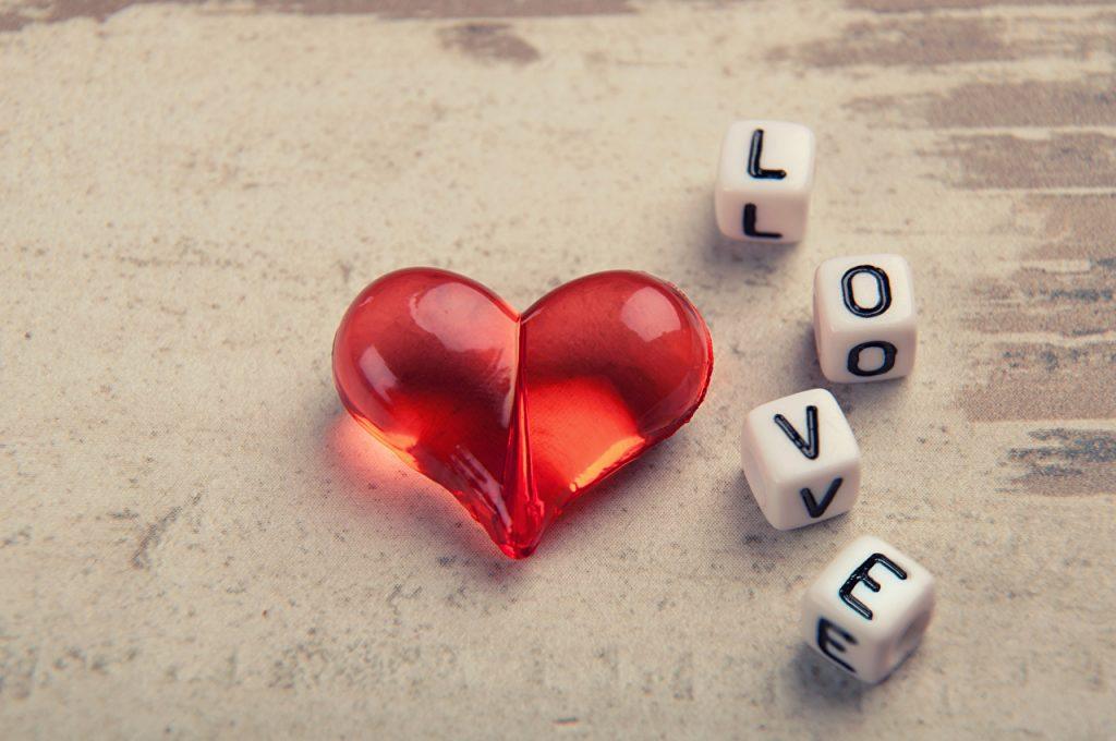 Сердце — символ любви