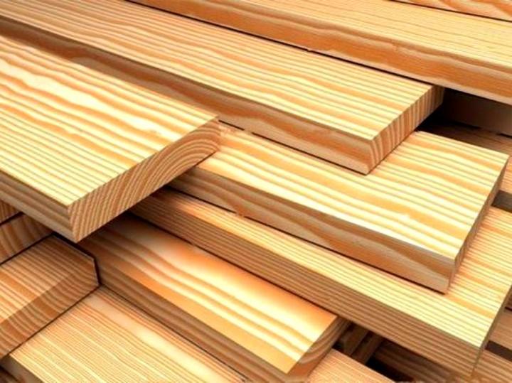 Выбираем древесину