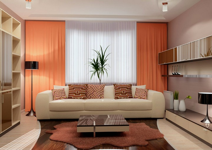 Выбираем дизайн маленькой гостиной: 7 главных условий