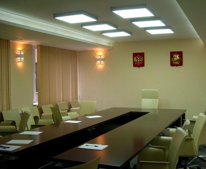 Накладные светодиодные потолочные светильники