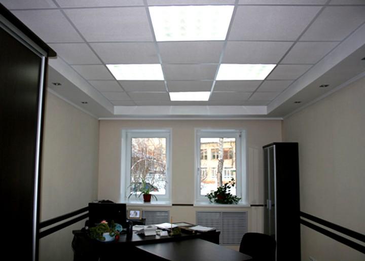 Офисные светодиодные светильники2