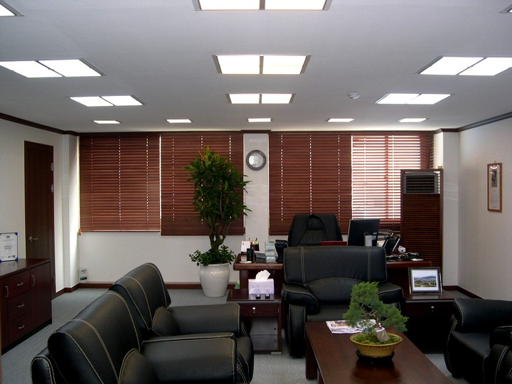Офисные светодиодные светильники3