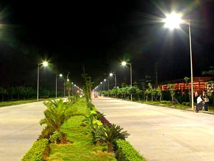 Светодиодное уличное освещение2