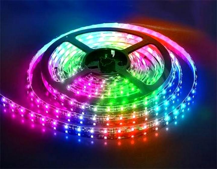 Светодиодные ленточные светильники