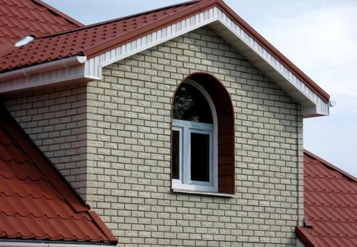 Фасадные панели под кирпич2